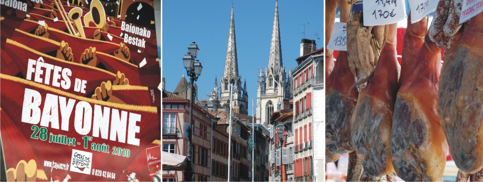 Only 8.5 km from Bayonne, city of festivals, art, history and gastronomy