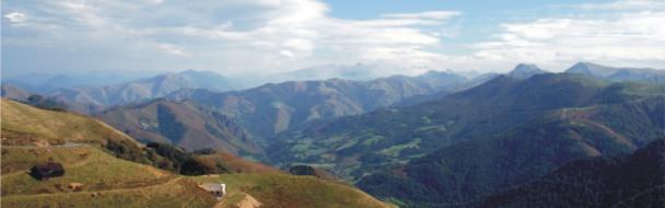 Balade d'automne en forêt d'Iraty : le pays basque côté montagne