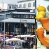 Jour de marché à Bayonne