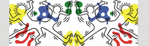 Exposition Keith Haring au Musée d'Art moderne de Paris