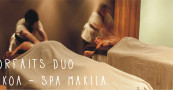 Les forfaits Duo Atlantikoa / Spa Makila
