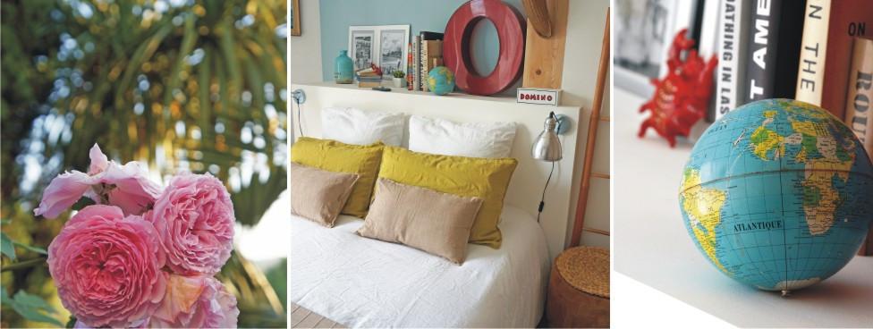 Une ambiance décontractée et cosy comme dans une maison de vacances sur la Côte Basque