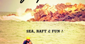 Rafting de mer au Pays Basque