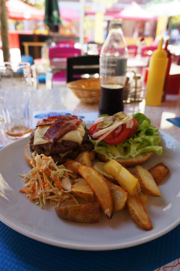 Restaurant americain enjoy diner soustons plage landes for Restaurant soustons