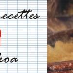 Atlantikoa B&B - recette taloa du Pays Basque