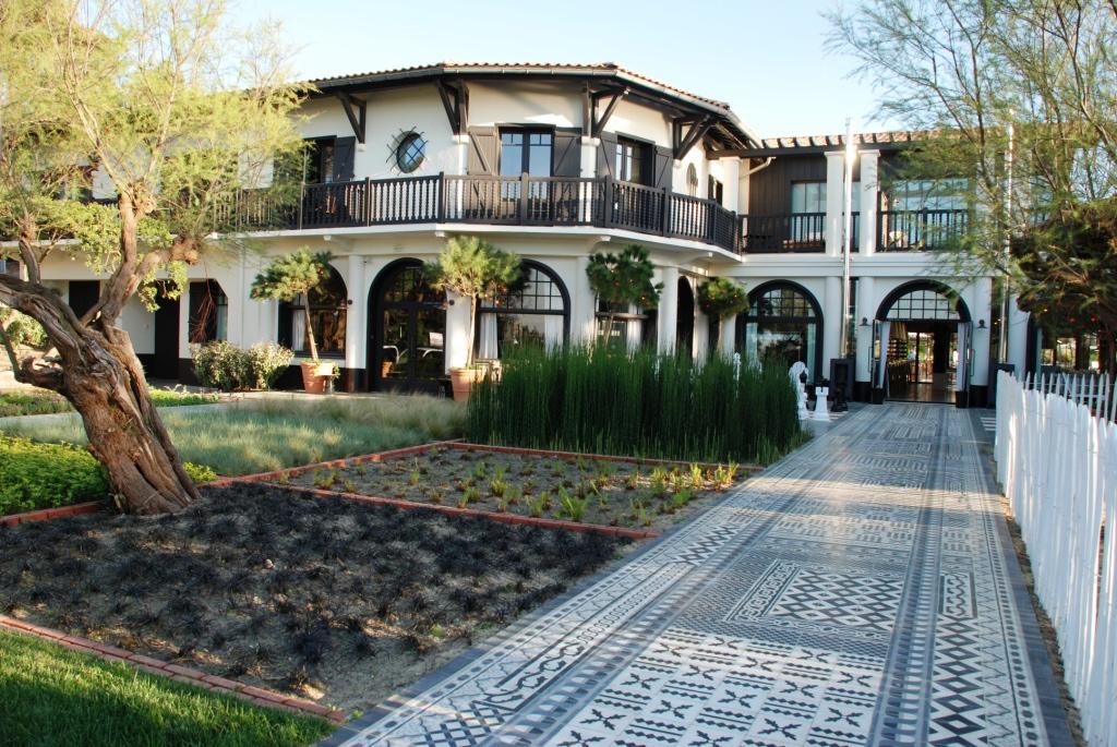 La coorniche hotel restaurant pyla bassin arcachon atlantikoa chambre d 39 - Hotel la co o rniche ...