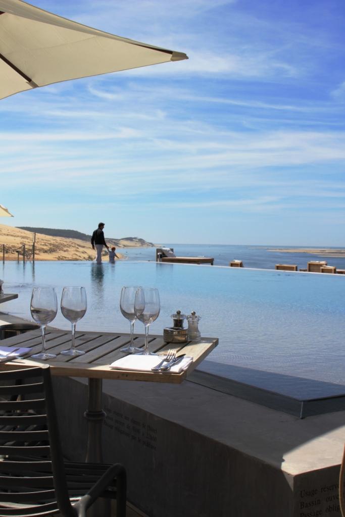 La coorniche hotel restaurant pyla bassin arcachon atlantikoa chambre d 39 - Hotel la corniche pilat ...