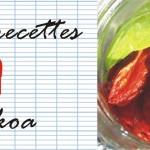 - recette de tomates confites au four