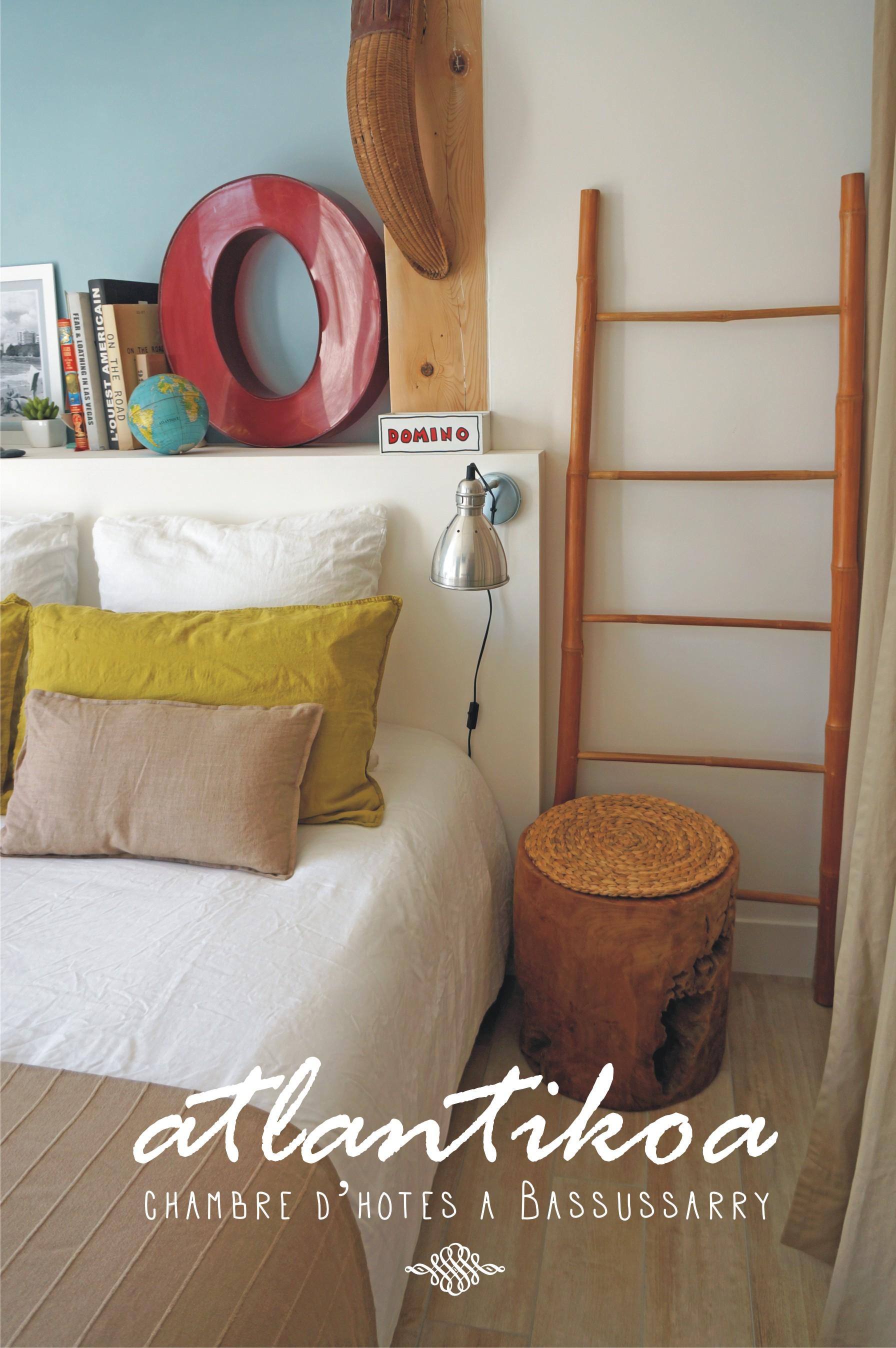 Cadeau chambre d h´te Pays Basque Biarritz – Atlantikoa chambre d