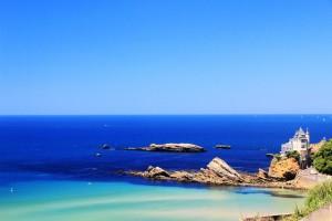 Biarritz plage des basques