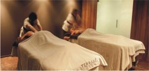 Spa Makila forfait chambre d'hôtes Pays Basque